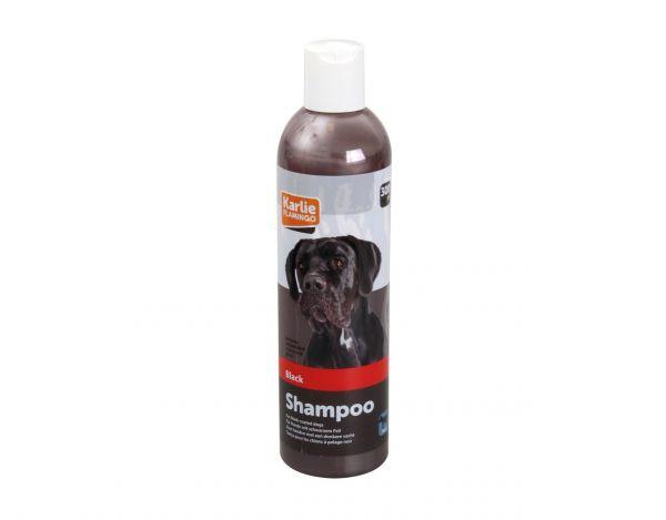 Shampoo für schwarzes Fell