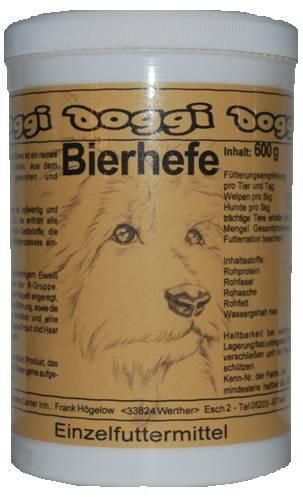 Doggi-Bierhefe-Pulver