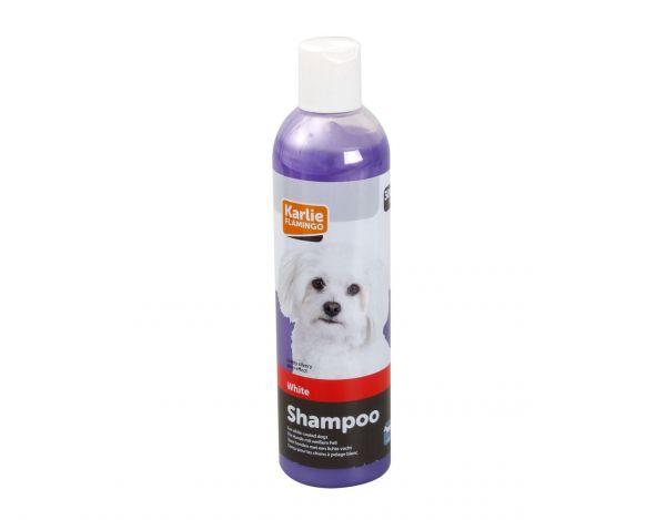 Shampoo für weißes Fell