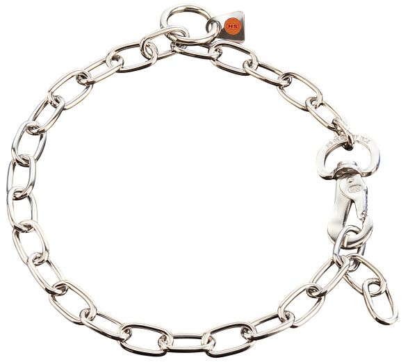 Halskette mit Haken Medium Edelstahl 3.0mm