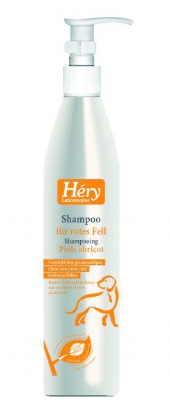 Héry Intense Abricot - Shampoo für rötliches Fell
