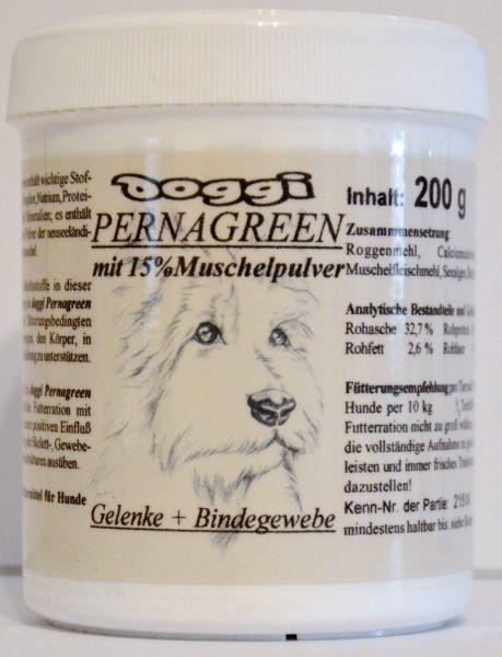 Doggi-Perna Green-Pulver