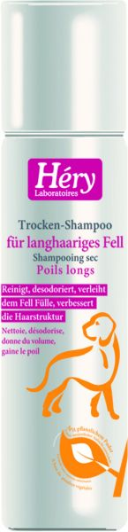 Héry Reinigungsspray - Trocken Shampoo für langes Fell