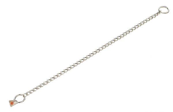 Halskette runde Glieder Edelstahl 2.5 mm