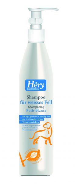 AKTION: Héry Intense Blanc - Shampoo für weißes Fell