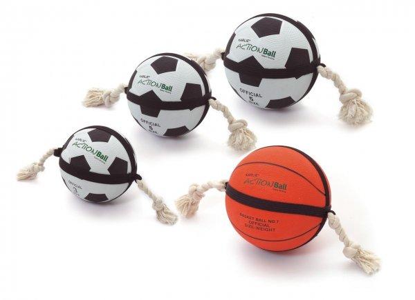 Action Ball - Fuß- und Basketbälle
