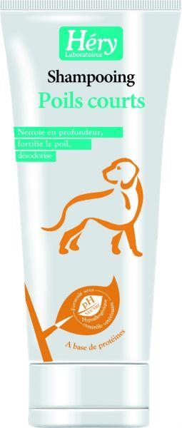 Héry Essentiel Proteiné - Shampoo für kurzhaariges Fell