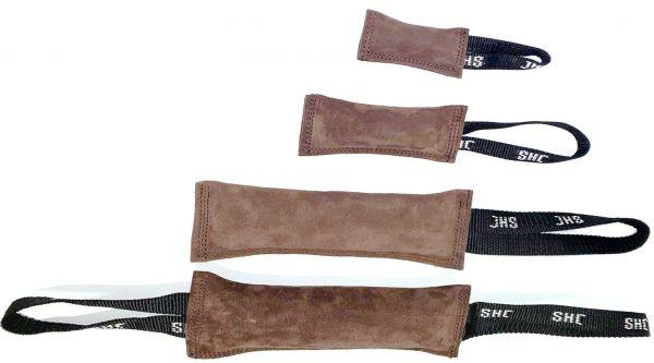 Beißwulst aus Leder - verschiedene Größen