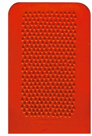 Gummistriegel-Handschuh