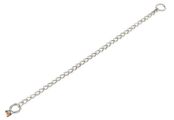 Halskette runde Glieder Edelstahl 3.0 mm
