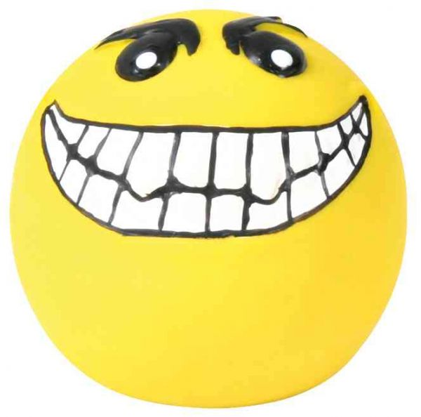 Latexball Smiley