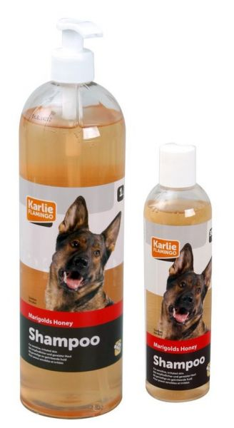 Ringelblumen-Honig-Shampoo