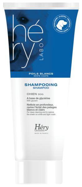 Héry Intense Blanc - Shampoo für weißes Fell