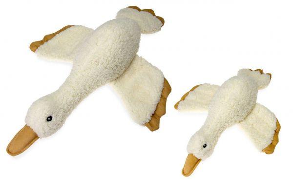 Ente aus weichem Plüsch